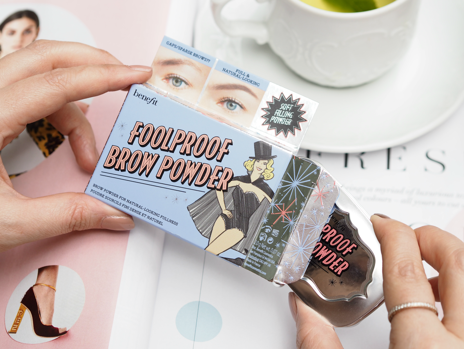 Foolproof Brow Powder by Benefit #17