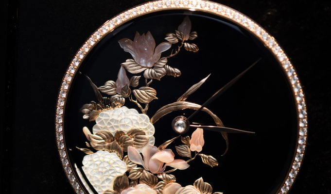 Chanel's New Table Clock _ stylegods