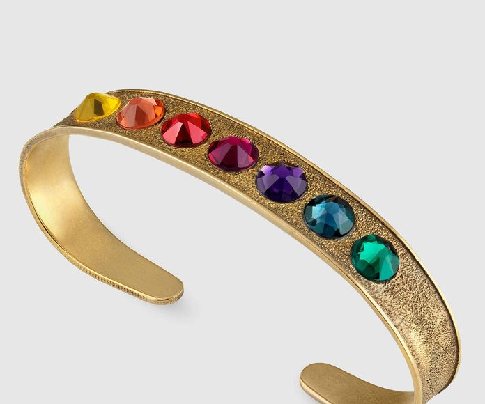 Gucci Rainbow Jewellery _ stylegods