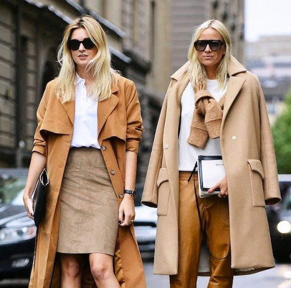 Winter Outfits In Caramel Colour _ stylegods