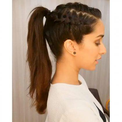 Festive Hairstyle _ stylegods