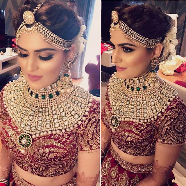 Trendy Bridal Jewellery Styles
