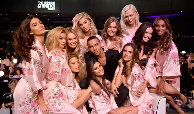 Victoria Secret Backstage 2017 _ stylegods