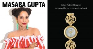 Masaba Gupta Collaboration With Titan Raga _ stylegods