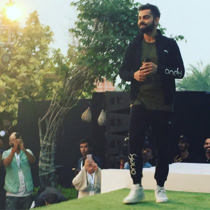 Virat Kohli And Puma Collaboration _ stylegods