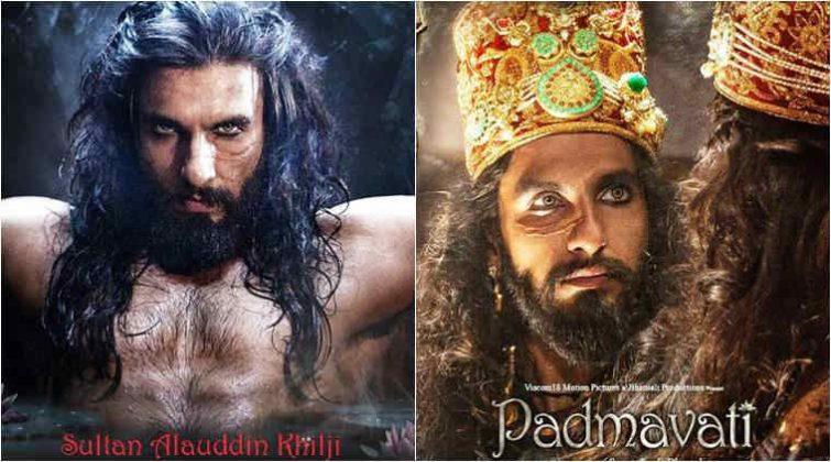 Ranveer Singh Padmavati Look _ stylegods