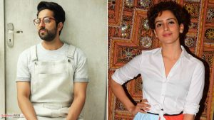 Sanya Malhorta And Ayushmann Khurrana _ Style gods