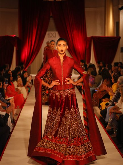 Bridal-LehengaBest Bridal Lehengas 2017 _ style gods-Rohit-Bal