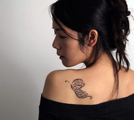 Unique Tattoo Designs _ style gods