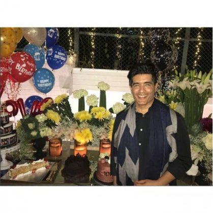 Manish Malhotra Birthday Bash _ style gods