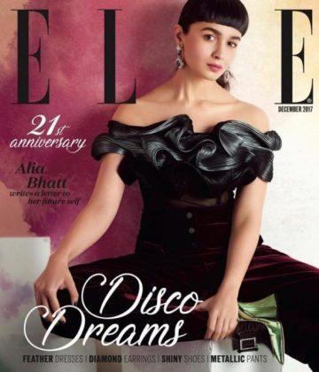 Elle India December Issue 2017 _ style gods