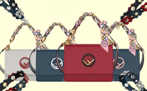 Fendi And Farfetch Handbag Collection _ style gods