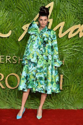 British Fashion Awards 2017 _ style gods