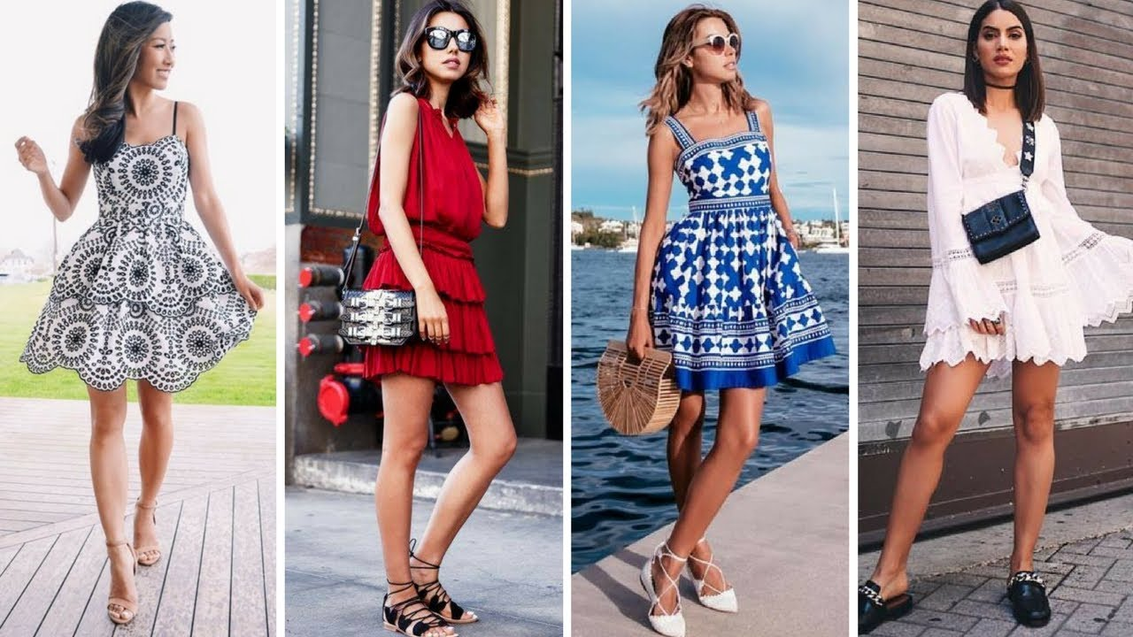 2018 Fashion Trends Dresses