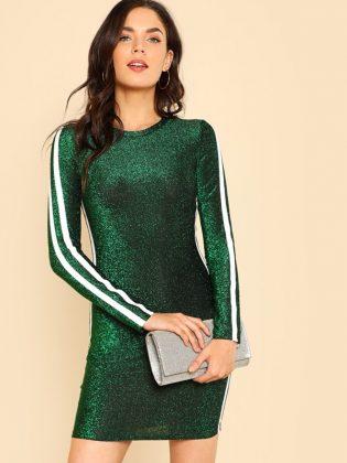 Trendy Glitter Dresses _ Style Gods