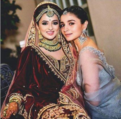 Alia Bhatt Bridesmaid Look _ Style Gods