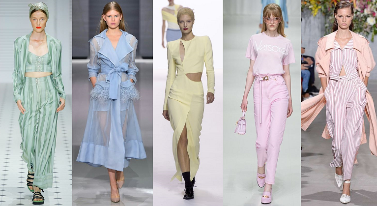 Pastel Colour Outfits _ Style GodsPastel-collage
