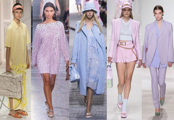 SS18-pastelsPastel Colour Outfits _ Style Gods
