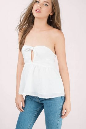 799659dea9f Mandate! Add At least One Classy Tube Top To Your Modern Wardrobe