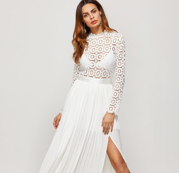 Sexy Sheer Dresses _ Style Gods