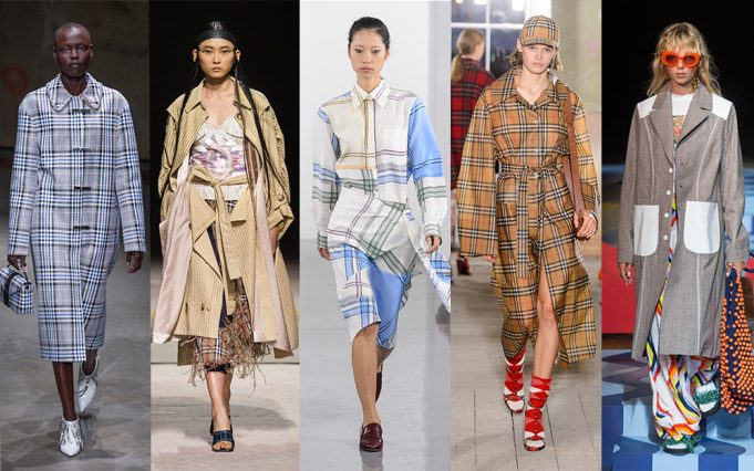 Trendy Check Outfits _ Style Gods