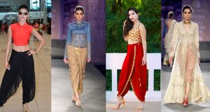Dhoti Pants Fashion _ Style Gods