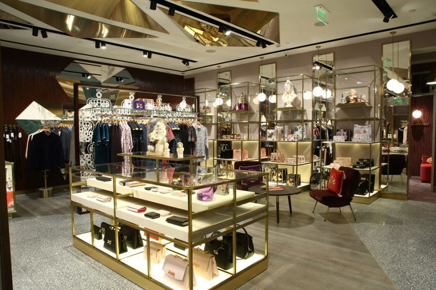 Ted Baker Delhi Store _ Style Gods