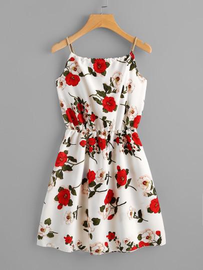 Sexy Floral Dress _ Style Gods