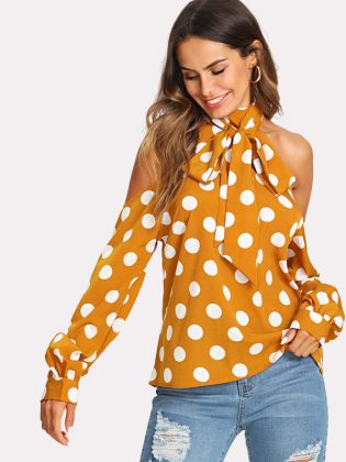 Polka Dots Trend _ Style Gods