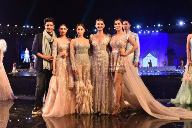 Manish Malhotra Summer Collection 2018 _ Style Gods