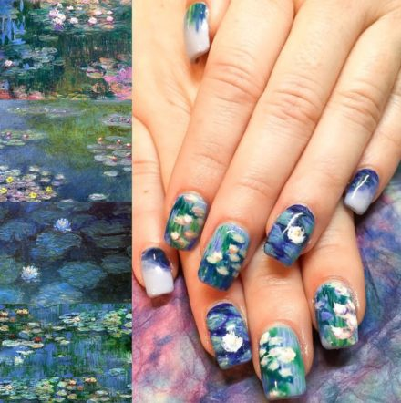 Floral Nail Art _ Style Gods
