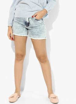 Denim Shorts _ Style Gods