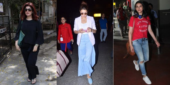 Bollywood Celebrities Casual Outfits _ Style Gods