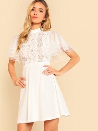 Classy White Colour _ Style Gods