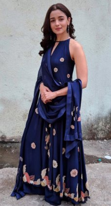 Alia Raazi Promotion _ Style Gods