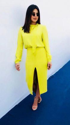 2018 Yellow Trend _ Style Gods