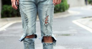 Ripped And Distressed Clothing