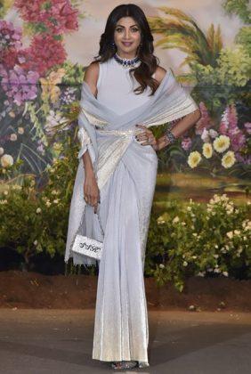 Sonam Kapoor Reception _ Style Gods