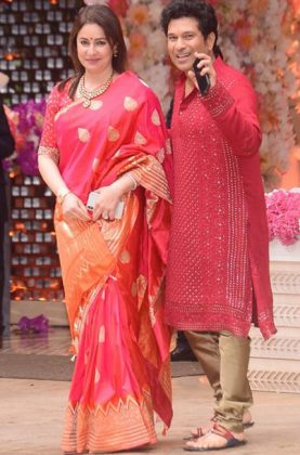 Akash Ambani Pre-Engagement Sangeet _ Style Gods