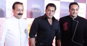 Baba Siddique Iftar Party _ Style Gods