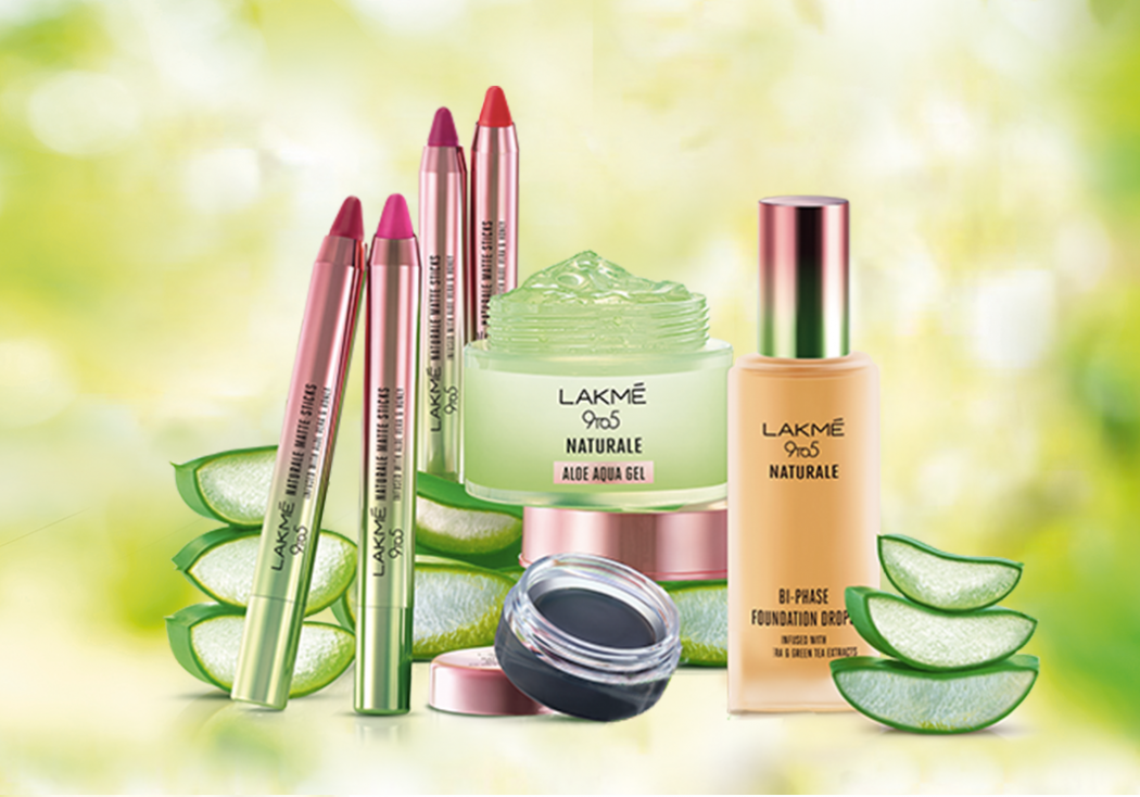 Try Lakme 9 To 5 Naturale Range For Protected Skin