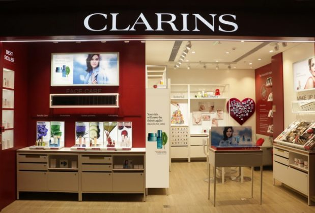 Clarins Beauty brand _ style Gods