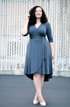Curvy Girls Fashion Tips _ Style Gods