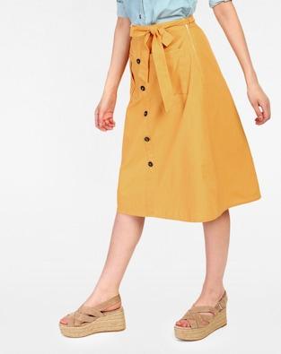 Cotton Skirts _ Style Gods