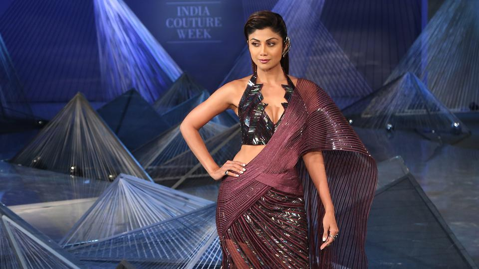 Image result for Amit Aggarwal for India Couture Week 2018 set show