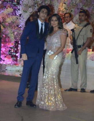 Akash Ambani Engagement Party _ Style Gods