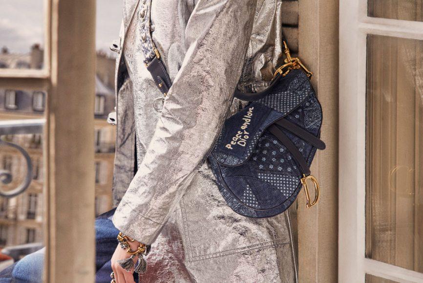 Dior Saddle Bag _ Style Gods