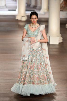 Shyamal Bhumika India Couture 2018 _ Style Gods