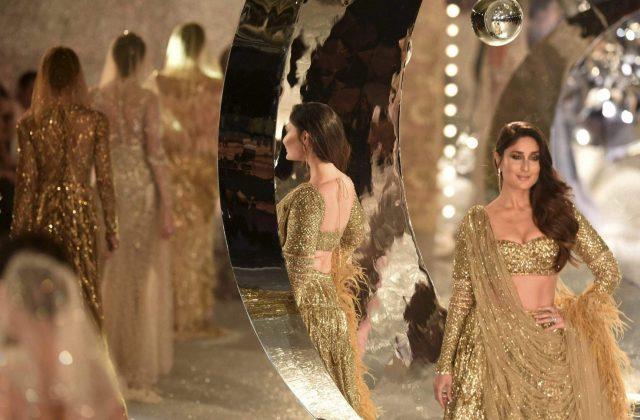 Falguni Shane Peacock India Couture 2018 _ Style Gods