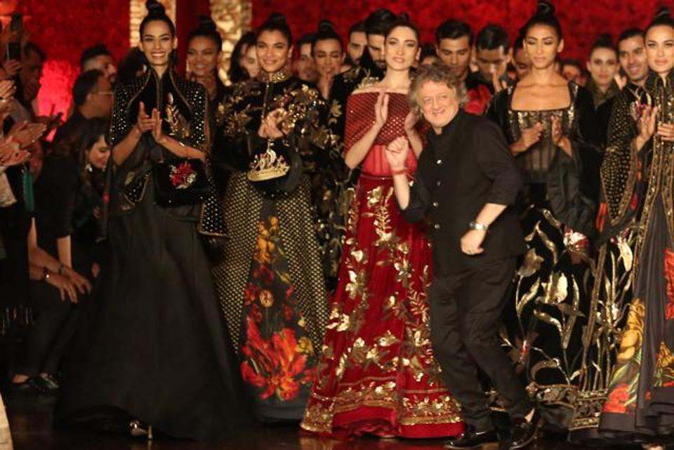 Rohit Bal India Couture Week 2018 _ Style Gods